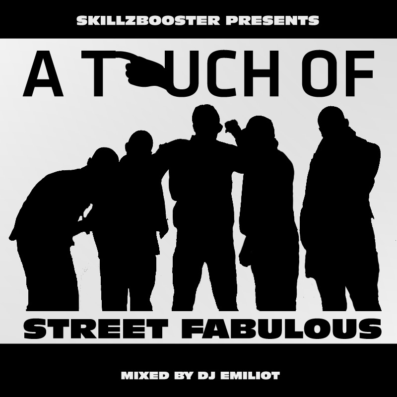 DJ Emiliot - A touch of Street Fabulous Mixtape 10