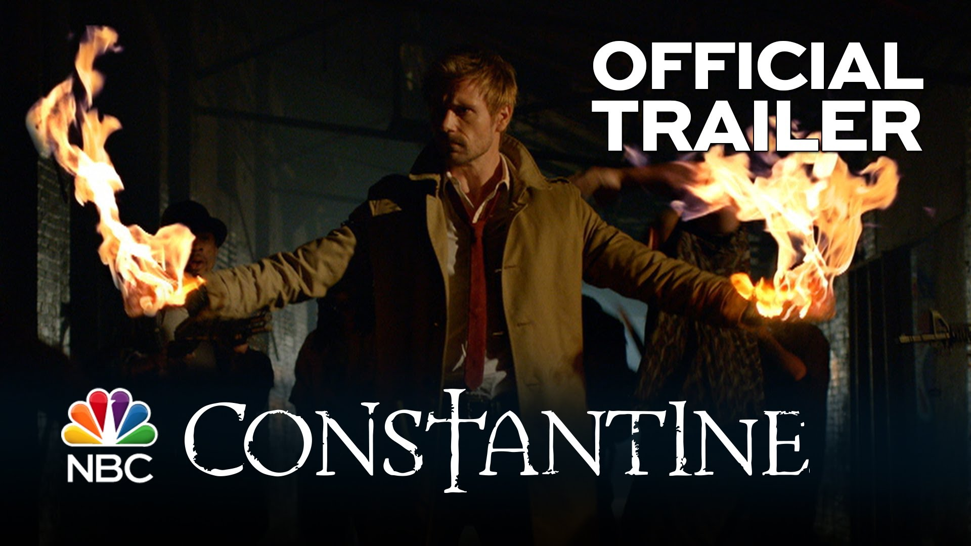 Video: Constantine NBC Official Trailer 3
